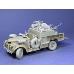 LRDG Chevrolet Breda update and stowage set