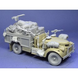 LRDG heavy weapon vehicle (Early)