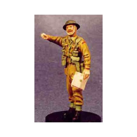 British infantry officer