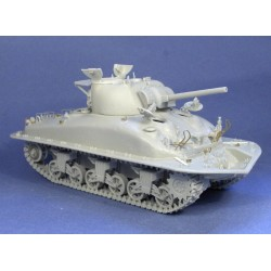 Sherman M4A1 DD 75mm  intermediate