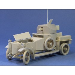RR armoured car 1914 pattern