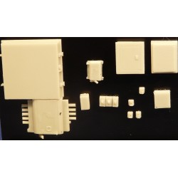 352411 Electrical Wall Mounted Boxes