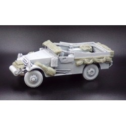 35.2425 Commonwealth Stowage for Tamiya Scout Car M3A1
