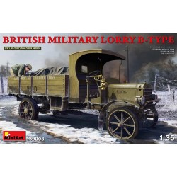 352431 Positionable steering for B Type lorry (MiniArt)