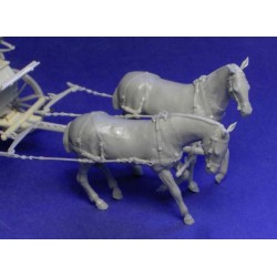 2 horses for GS wagon (35.1245)