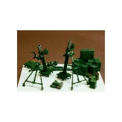 3  mortar  (3 pieces)