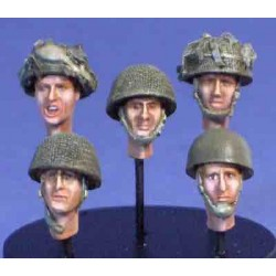 5 Airborne heads set n 2