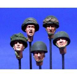 5 airborne heads n 1
