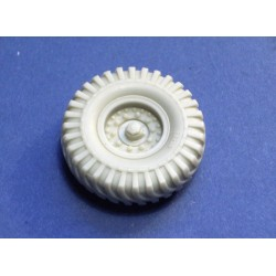 352392 Wheels for Scammell, B type hub.