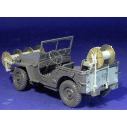 US Jeep Cable Layer