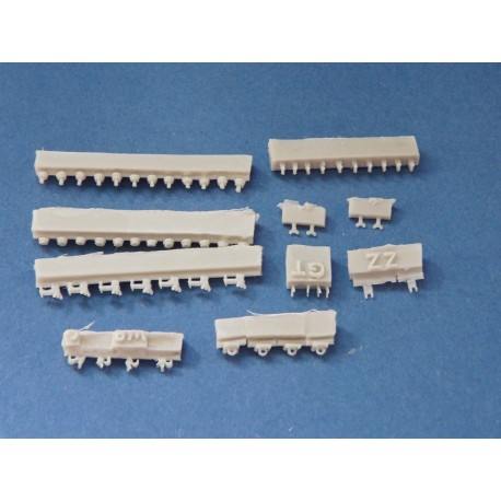 354402 Clamps & wing nuts