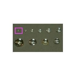 352242 1mm silver lenses (x12)