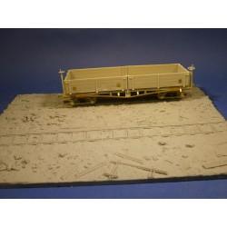 GBS022 Narrow gauge base