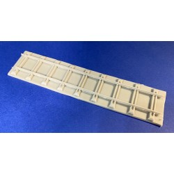 352454 WDLR length of track without ballast (x3)